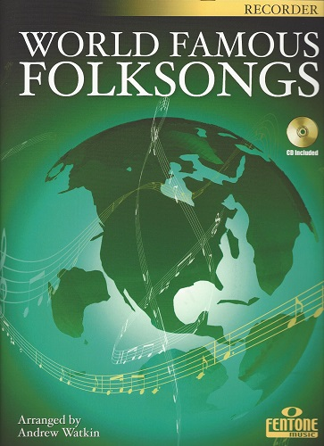 Celtic Music For Recorder Learn to Play Irish Scottish Welsh Jigs Music Book /&CD